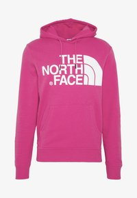 The North Face - STANDARD HOODIE - Sweat à capuche - mr. pink - 3