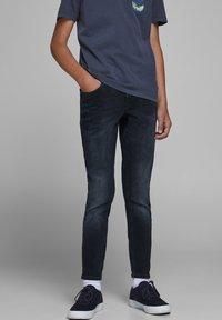 Jack & Jones Junior - Jeans Skinny Fit - blue denim - 0