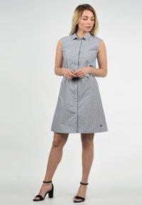 Desires - DREW - Shirt dress - dark blue - 1