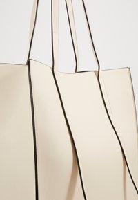 Even&Odd - Tote bag - offwhite - 3