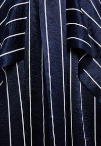 HUGO - KABILLY - Cocktail dress / Party dress - dark blue/white - 6