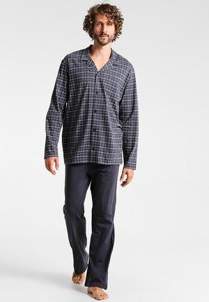SET - Pyjama set - anthrazit