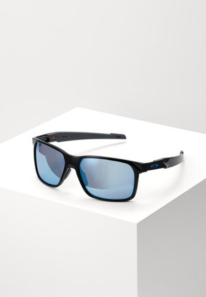PORTAL UNISEX - Sunglasses - black