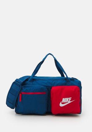 FUTURE PRO DUFF UNISEX - Sports bag - court blue/university red/white