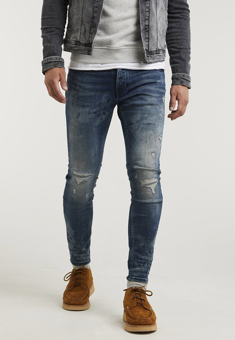 CHASIN' - IGGY MOON - Jeans Skinny Fit - blue