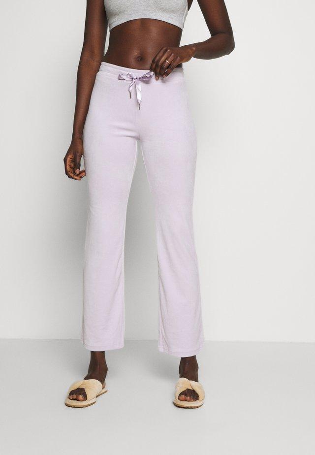 CECILIA TROUSERS - Pantaloni del pigiama - orchid petal