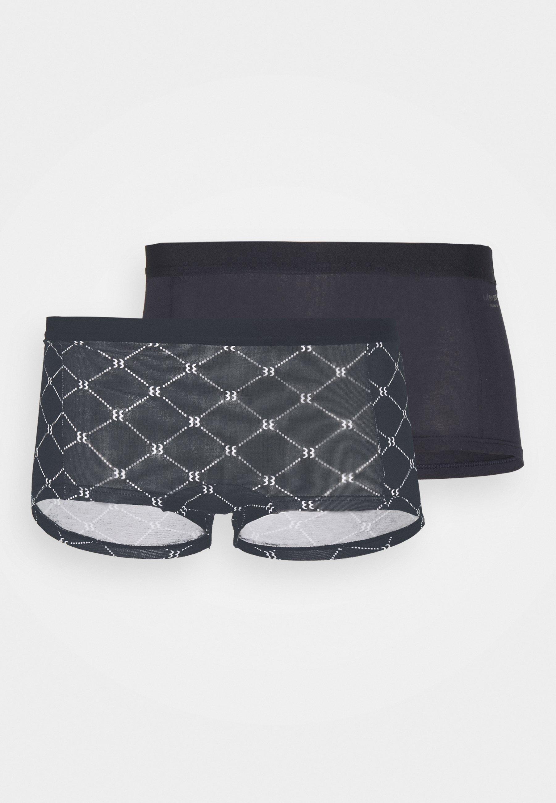 Women TENNIS NET MIA MINISHORTS 2 PACK - Pants