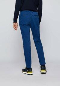 BOSS - C-GENIUS - Suit trousers - dark blue - 2