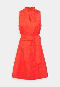 iBlues - VIK - Denní šaty - corallo - 0