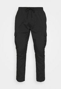 Brave Soul - MARINES - Cargo trousers - black - 4
