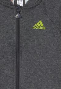 adidas Performance - FAVOURITES SET UNISEX - Tracksuit - grey - 3
