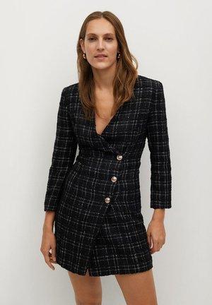 ELLE - Korte jurk - schwarz