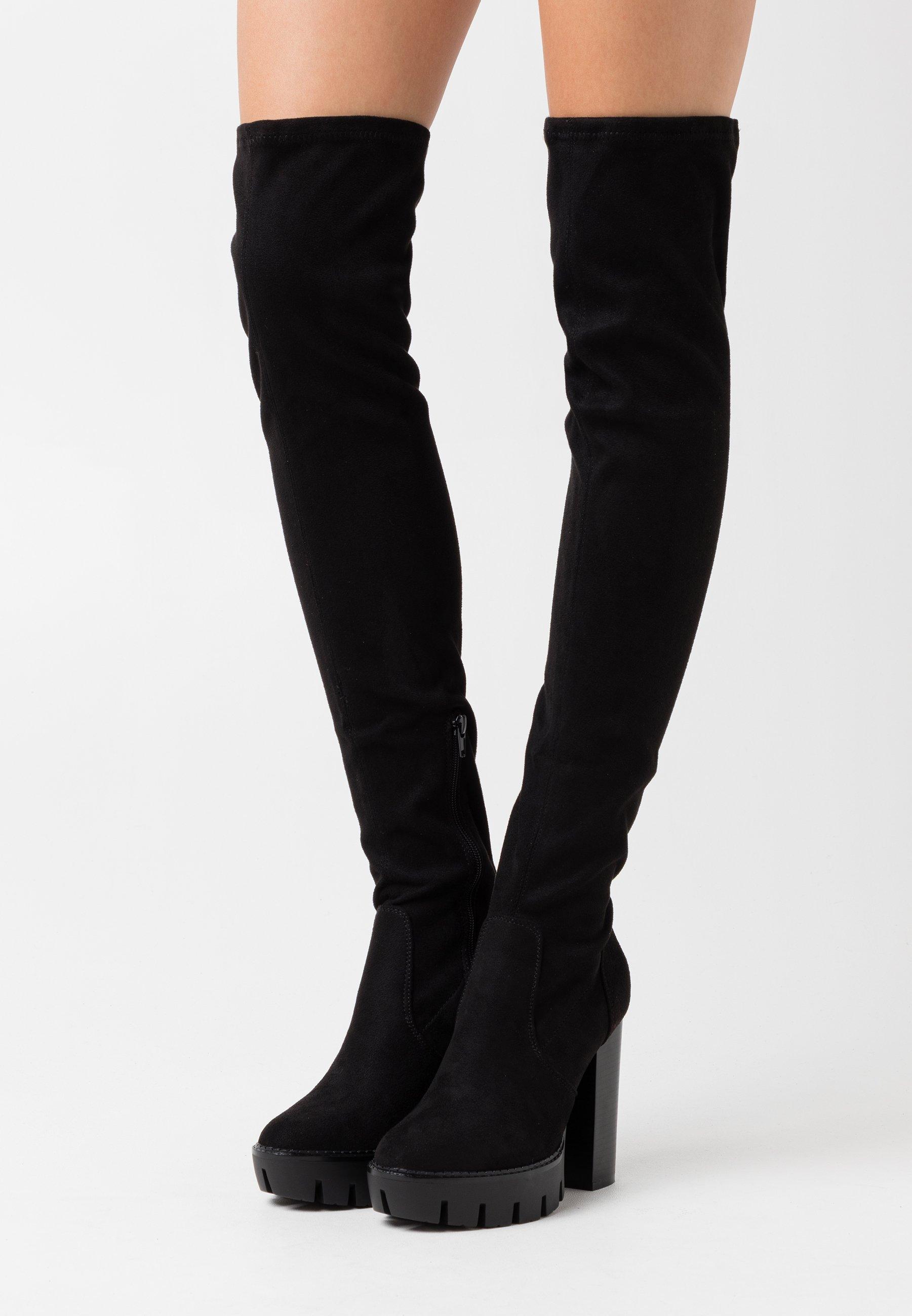 Ottenere Scarpe da Donna Even&Odd Stivali con i tacchi black