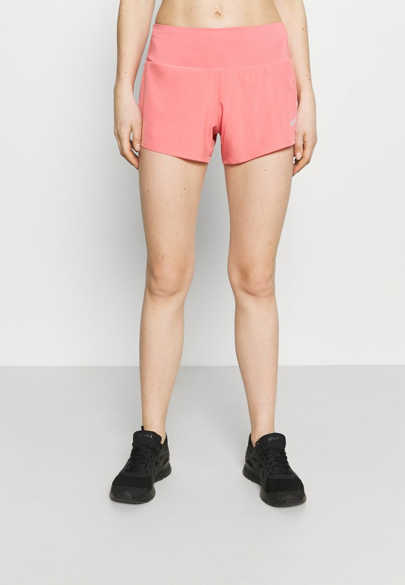 ASICS - ROAD SHORT - Sports shorts - peach petal