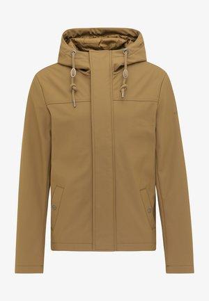 KLASSIK - Light jacket - dunkelsand