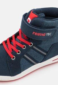 Reima - REIMATEC SHOES KEVENI UNISEX - Hiking shoes - navy - 5