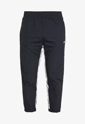 7/8 PANT - Tracksuit bottoms - black