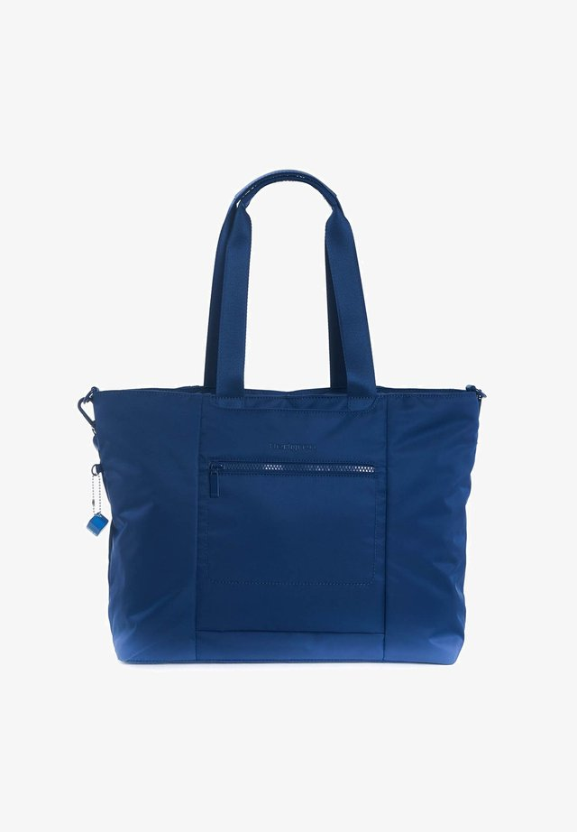 INTER CITY SWING  - Tote bag - navy peony