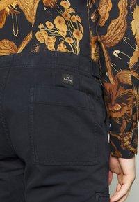 PS Paul Smith - FLIGHT PANTS - Cargo trousers - navy - 5