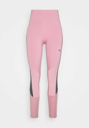 TRAIN PEARL FULL - Leggings - foxglove
