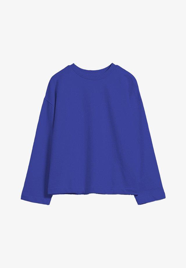Sweater - deep ultramarine