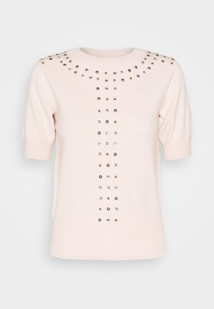 Camiseta estampada - cream