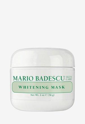 WHITENING MASK - Face mask - -
