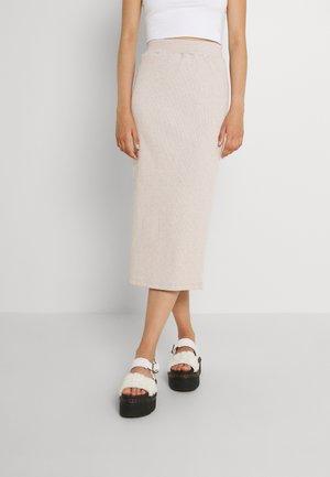 TABITHA SKIRT - Blyantnederdel / pencil skirts - off white