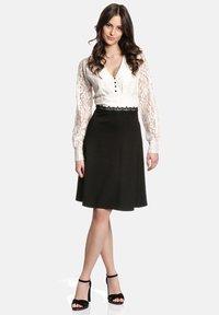 Vive Maria - GIGI LACE - Day dress - schwarz/creme - 1