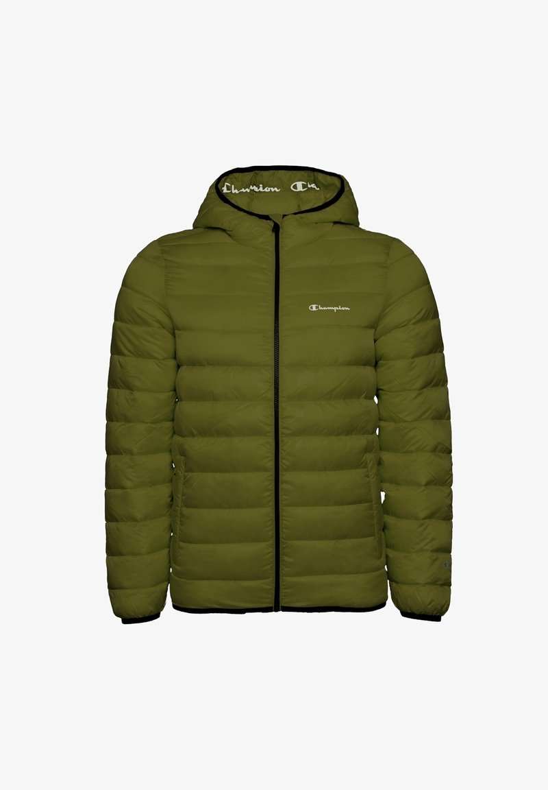 Champion - LEGACY HOODED JACKET - Winter jacket - mge-allover-mge