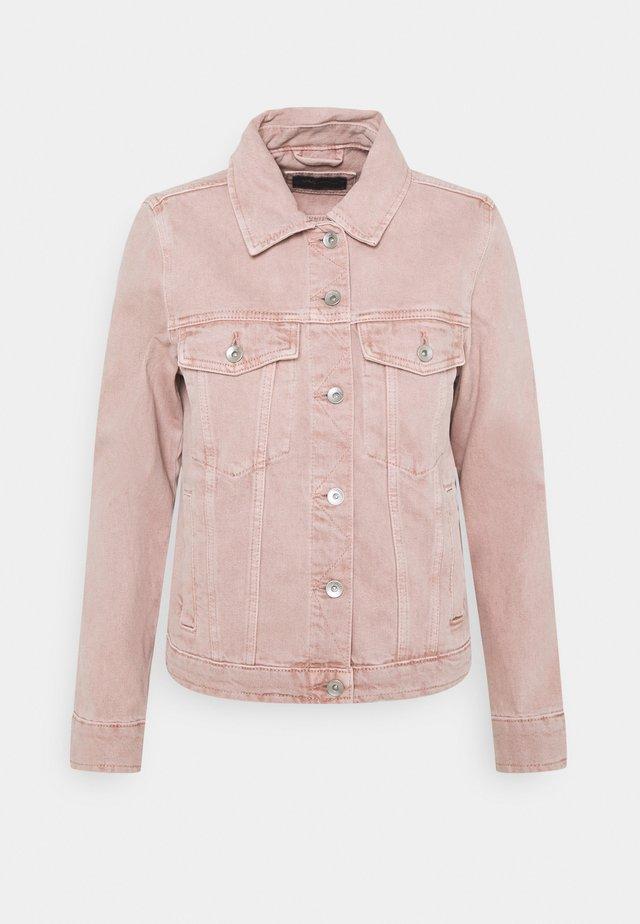Jeansjacke - light pink