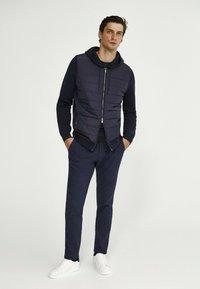 Massimo Dutti - Light jacket - dark blue - 1
