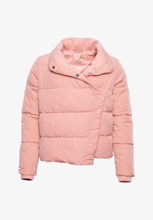 Winter jacket - rose tan