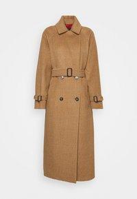 WEEKEND MaxMara - GORDON - Classic coat - caramel - 4