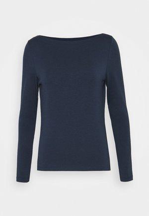 VMPANDA  - Top sdlouhým rukávem - navy blazer