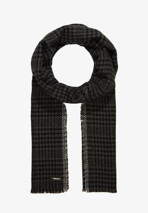 Szal - dark gray/ black