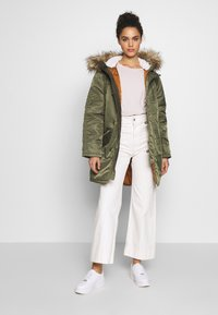 American Eagle - FLIGHT  - Winter coat - olive - 1