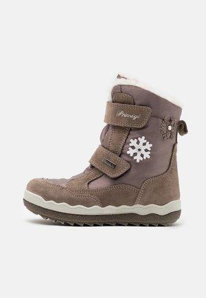 Zimní obuv - marmotta/taupe