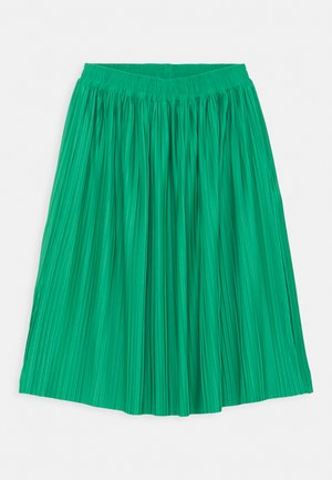 MAXI SKIRT - Áčková sukně - green medium