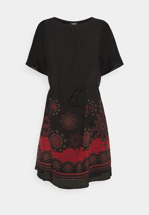 VEST TAMPA - Robe d'été - black
