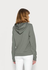Marc O'Polo - LONG SLEEVE HOODED CUFFS - Hoodie - olive garden - 2