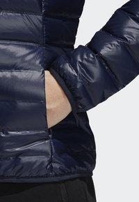 adidas Performance - VARILITE OUTDOOR DOWN - Winter jacket - dark blue - 3