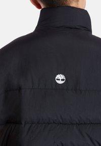 Timberland - Waistcoat - black - 5
