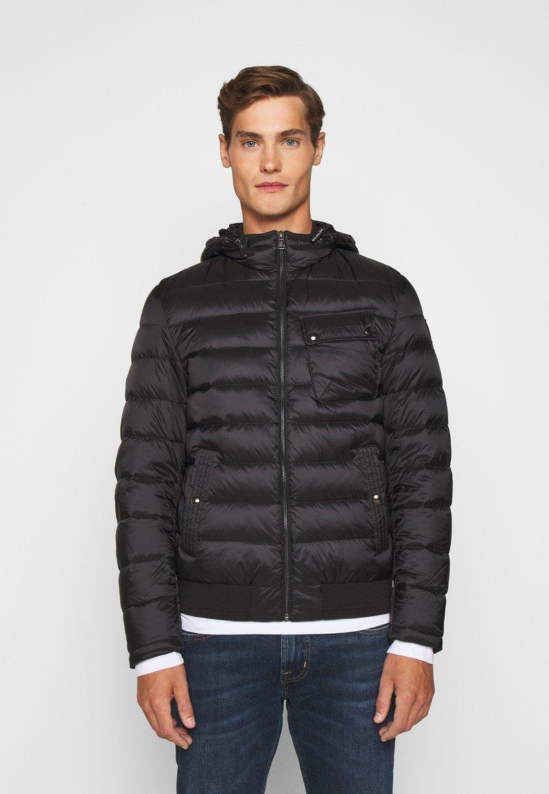 Belstaff - STREAMLINE JACKET - Down jacket - black