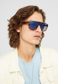 Marc Jacobs - Sunglasses - brown havana