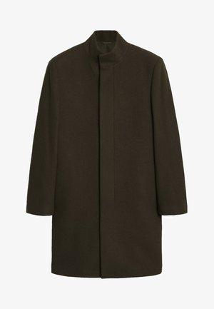 FUNNEL - Short coat - khaki