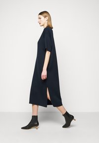 CLOSED - RUNA - Jumper dress - dark night - 6