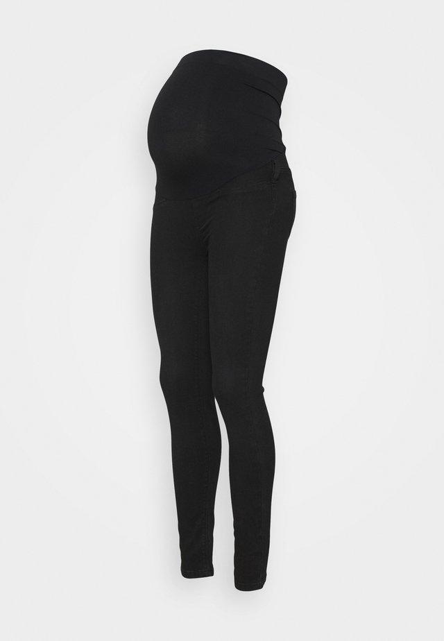 IRVING OVERBUMP - Jeans Skinny Fit - black