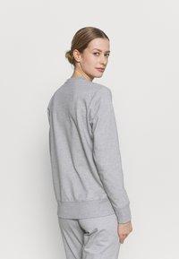 ASICS - WOMAN SUIT SET - Survêtement - heather grey - 2