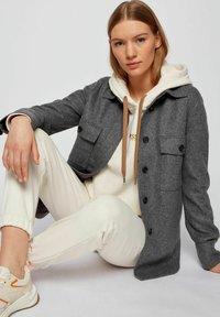 BOSS - Summer jacket - grey - 4